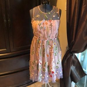 NWT Pink Ny and Co dress